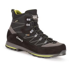 AKU Trekker Lite III GTX Shoes Herren black-green